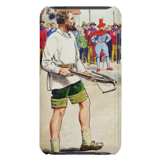 William Tell, from 'Peeps into the Past', publishe iPod Case-Mate Case