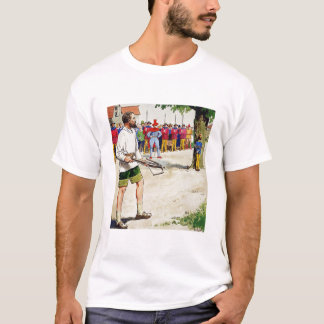 William Tell, from 'Peeps into the Past', publishe T-Shirt