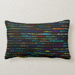William Text Design I Lumbar Pillow