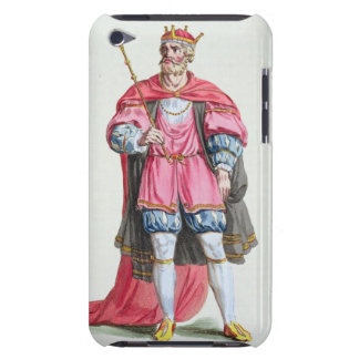 William the Conqueror (1027-87), from 'Receuil des Case-Mate iPod Touch Case