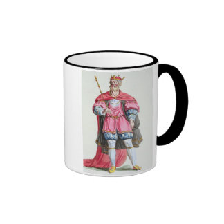 William the Conqueror (1027-87), from 'Receuil des Mugs