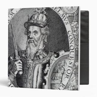 William the Conqueror, 1618 Vinyl Binders