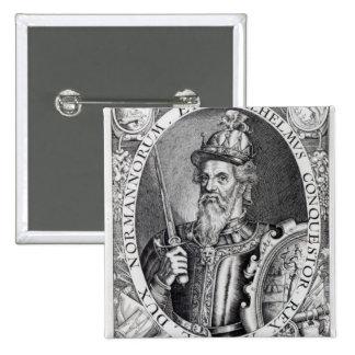 William the Conqueror, 1618 Button