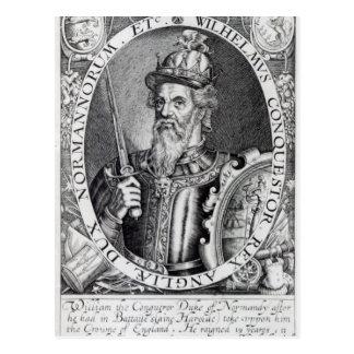 William the Conqueror, 1618 Postcards