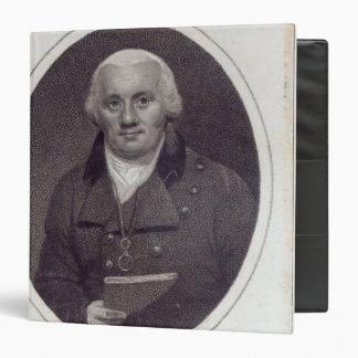 William Thomas Fitzgerald Vinyl Binder