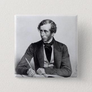 William Thompson  1849 Button
