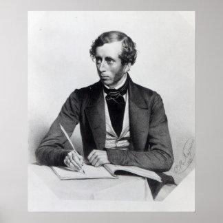William Thompson  1849 Poster