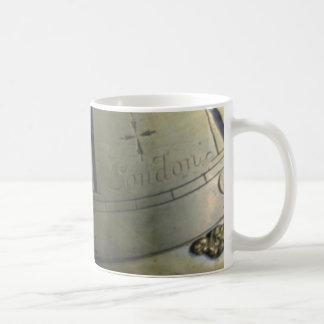 William Tomlinson Tall Case Clock Coffee Mug