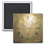 William Tomlinson Tall Case Clock II 2 Inch Square Magnet