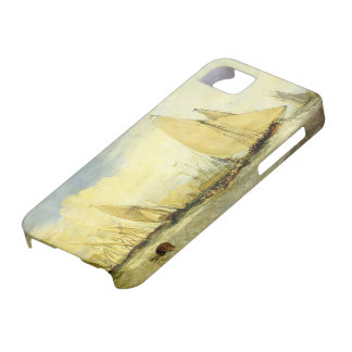 William Turner- East Cowes Castle iPhone 5 Covers