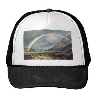 William Turner Kilchern Castle Mountains Noon Mesh Hats