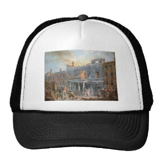 William Turner Pantheon the Morning after Fire Hat