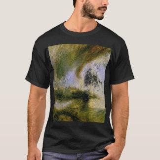 william turner - snowstorm T-Shirt