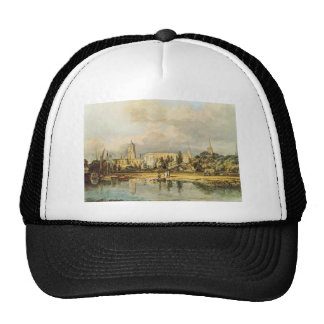 William Turner- South View of Christ Church Mesh Hat