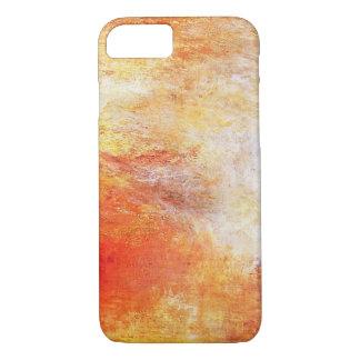 William Turner Sun Setting Over A Lake iPhone 8/7 Case