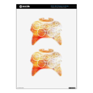 William Turner Sun Setting Over A Lake Painting Xbox 360 Controller Decal