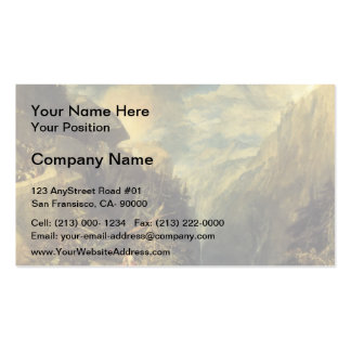 William Turner- The Battle of Fort Rock Business Cards