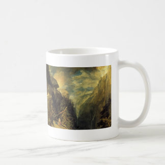 William Turner- The Battle of Fort Rock Classic White Coffee Mug