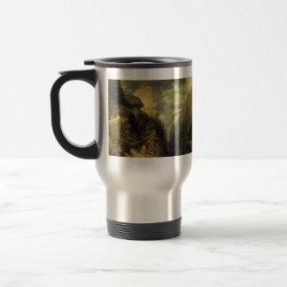 William Turner- The Battle of Fort Rock 15 Oz Stainless Steel Travel Mug