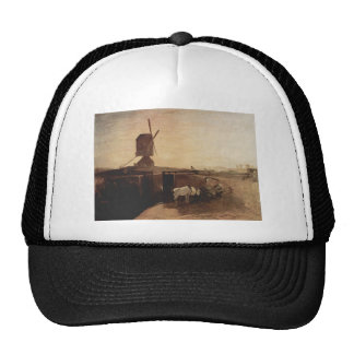 William Turner- The big connection channel Mesh Hats