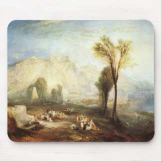 William Turner- The Bright Stone of Honour & Tomb Mouse Pad