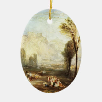 William Turner- The Bright Stone of Honour & Tomb Christmas Ornament
