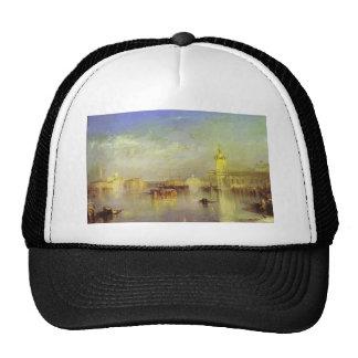William Turner- The Dogana San Giorgio Citella Mesh Hats