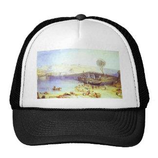 William Turner View of Saint Germain ea Laye Mesh Hats