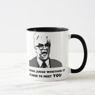 William Ulsterman Mug - Nice to Meet You