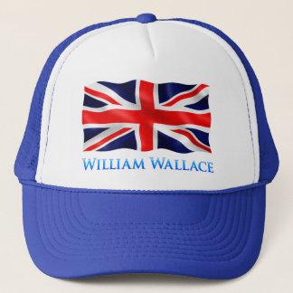 William Wallace - Blue Trucker Hat