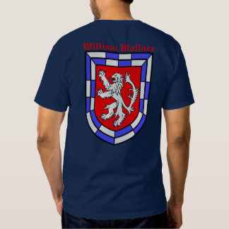 William Wallace Coat of Arms Shirt