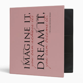 William Ward Imagine Quote Binder