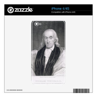 William White (1748-1836) aged 85, engraved by Tho Skins For The iPhone 4