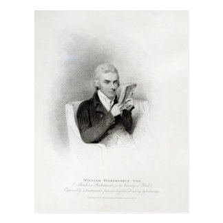 William Wilberforce Postcard