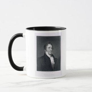 William Wirt (engraving) Mug