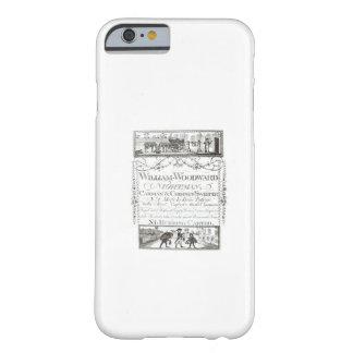 William Woodward Nightman Carman and Chimney Swe iPhone 6 Case