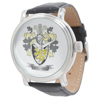 Williams Coat of Arms Watch