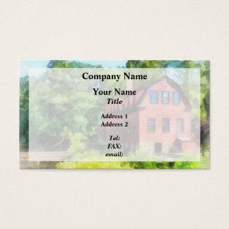 Williams-Droescher  Mill Business Card
