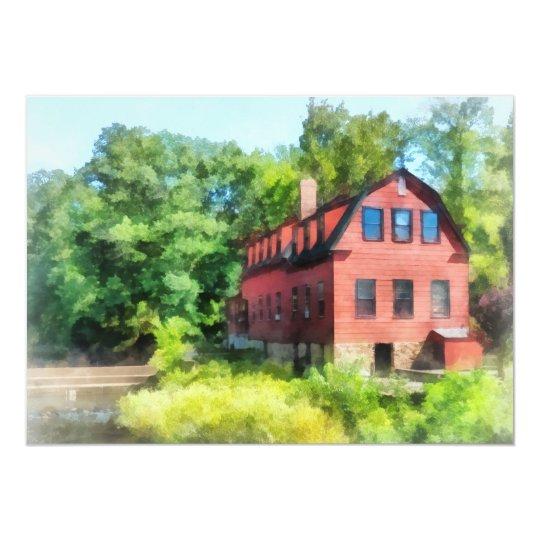 Williams-Droescher  Mill Card