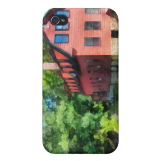 Williams-Droescher Mill iPhone 4/4S Cases