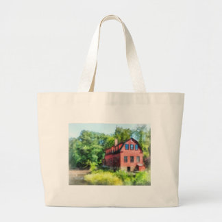 Williams-Droescher  Mill Large Tote Bag