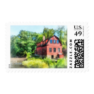 Williams-Droescher  Mill Postage