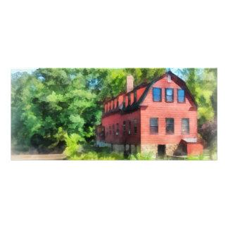 Williams-Droescher  Mill Rack Card