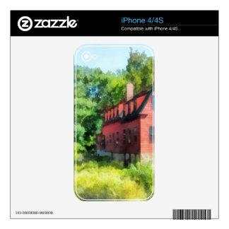 Williams-Droescher  Mill iPhone 4 Skins