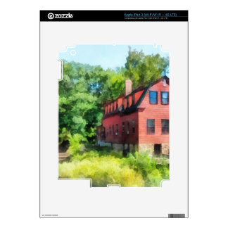 Williams-Droescher  Mill Decals For iPad 3
