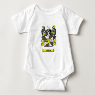 Williams Family Coat of Arms Baby Bodysuit