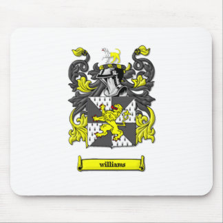 Williams Family Coat of Arms Mouse Pad