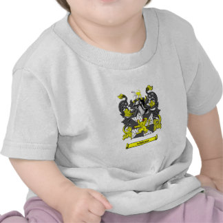 Williams Family Coat of Arms Tee Shirts