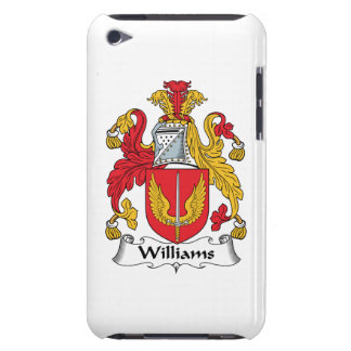 Williams Family Crest iPod Touch Cover