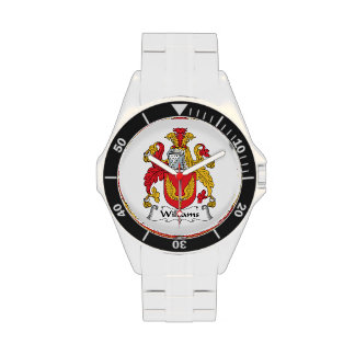 Williams Family Crest Watch